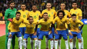 ฟุตบอลทีมชาติบราซิล